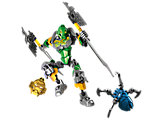 70784 LEGO Bionicle Toa Lewa Master of Jungle
