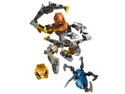NISB 70785 LEGO Bionicle Pohatu Master of Stone