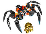 70790 LEGO Bionicle Lord of Skull Spiders