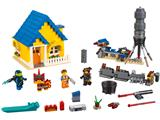 70831 The Lego Movie 2 The Second Part Emmet's Dream House/Rescue Rocket!