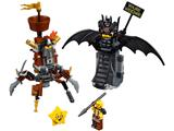 70836 The Lego Movie 2 The Second Part Battle-Ready Batman and MetalBeard