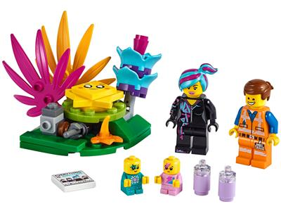 70847 The Lego Movie 2 The Second Part Good Morning Sparkle Babies!