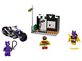 70902 The LEGO Batman Movie Catwoman Catcycle Chase