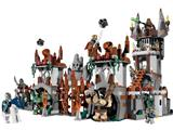 7097 LEGO Fantasy Trolls' Mountain Fortress