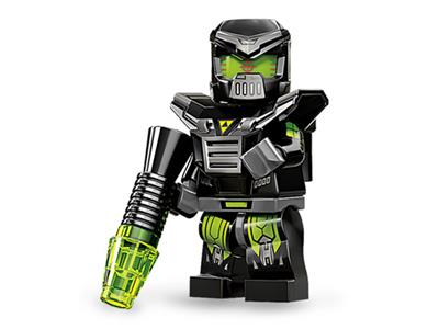 4 Evil Mech Genuine Lego 71002 Series 11 Minifigure no