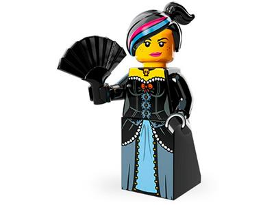 The Lego Movie Minifigure Series Wild West Wyldstyle Brickeconomy