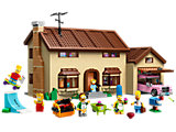 71006 LEGO The Simpsons House