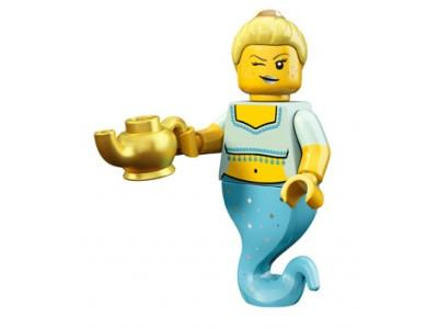 """LEGO MINIFIGURES SERIES 12 #71007 - 2014 NEW /& SEALED PACK! /""""GENIE GIRL/"""""""