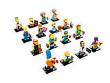 LEGO Minifigure Series The Simpsons 2 Complete Set