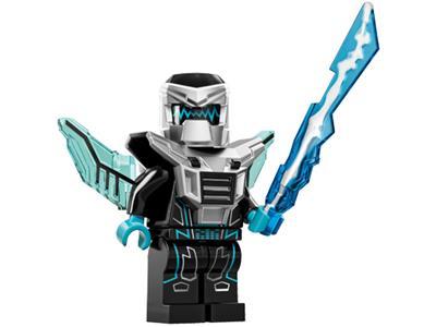 LEGO Series 15 Kendo Fighter Minifigure Ninja Warrior 71011 Collectible CMF