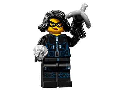 New in package !!! Lego 71011 Series 15 Janitor Minifigure