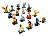 LEGO Minifigure Series 15 Complete Set