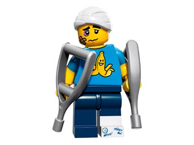 Genuine Lego 71011 Minifigure series 15 w// mini-Poster no 5 Tribal Woman