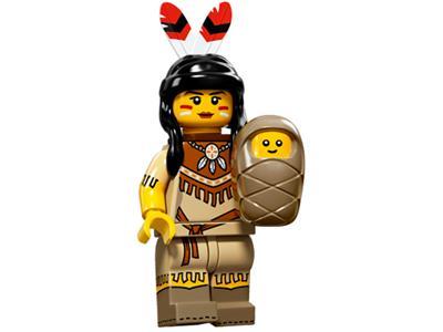 Genuine Lego 71011 Minifigure series 15 w// Poster no.7 Faun