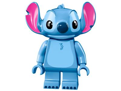 STITCH LEGO Disney series 1 Minifigure 71012 FACTORY SEALED PACK retired