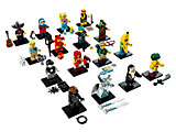 LEGO Minifigure Series 16 Complete Set