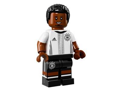 LEGO NEW DFB SERIES 71014 GERMAN SOCCER TEAM MINIFIGURE Jérôme Boateng #17