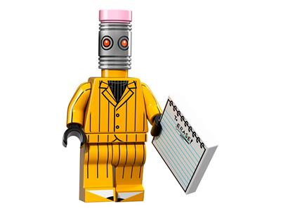 New Lego The Mime Minifigure From Batman Series 1 CMF coltlbm-20