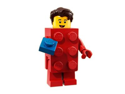 New /& Sealed! LEGO BRICK SUIT BOY LEGO MINIFIGURES 71021 - Series 18