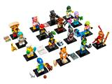 LEGO Minifigure Series 19 Complete Set