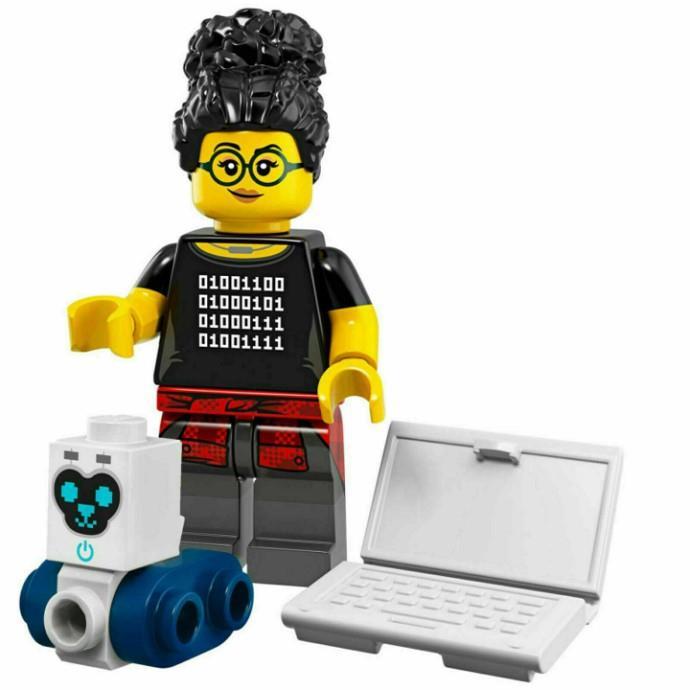 LEGO® 71025 MINIFIGUREN Serie 19 Rugby Football Spieler Minifigur Figur NEU