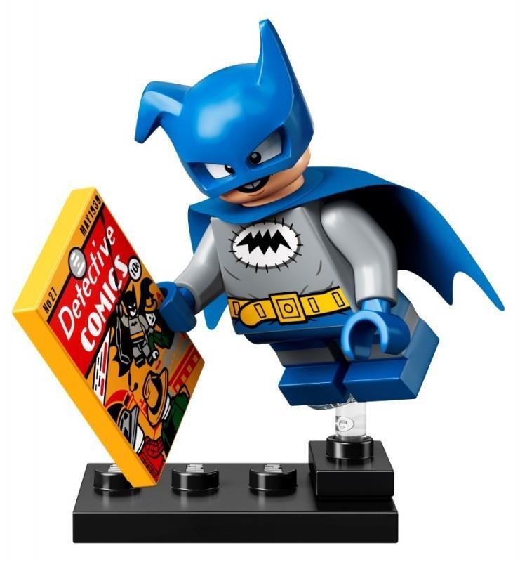 POLYBAG LEGO MINIFIGURE FIGURINE NEUF DC COMICS 71026 N° 10 BATMAN SUPER HEROS