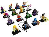 LEGO Minifigure Series DC Super Heroes Complete Set