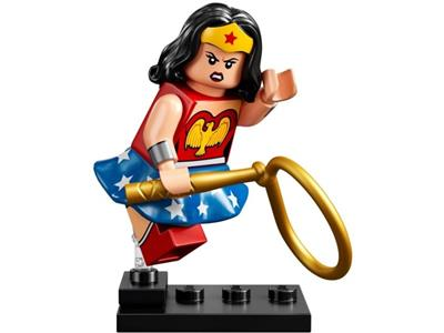LEGO Minifigure Series DC Super Heroes Wonder Woman