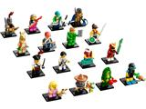 LEGO Minifigure Series 20 Complete Set