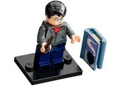 LEGO Minifigure Series Harry Potter Series 2 Harry Potter