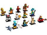 LEGO Minifigure Series 21 Complete Set