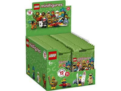 LEGO Minifigure Series 21 Sealed Box