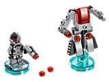 71210 LEGO Dimensions Fun Pack Cyborg