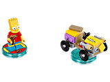 71211 LEGO Dimensions Fun Pack Bart Simpson