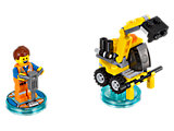 71212 LEGO Dimensions Fun Pack Emmet