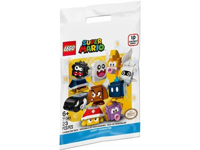 71361-0 LEGO Super Mario Character Pack Series 1 Random Bag