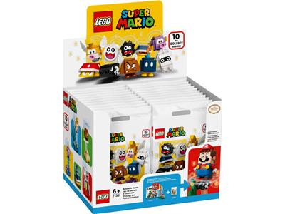 71361-12 LEGO Super Mario Character Pack Series 1 Sealed Box