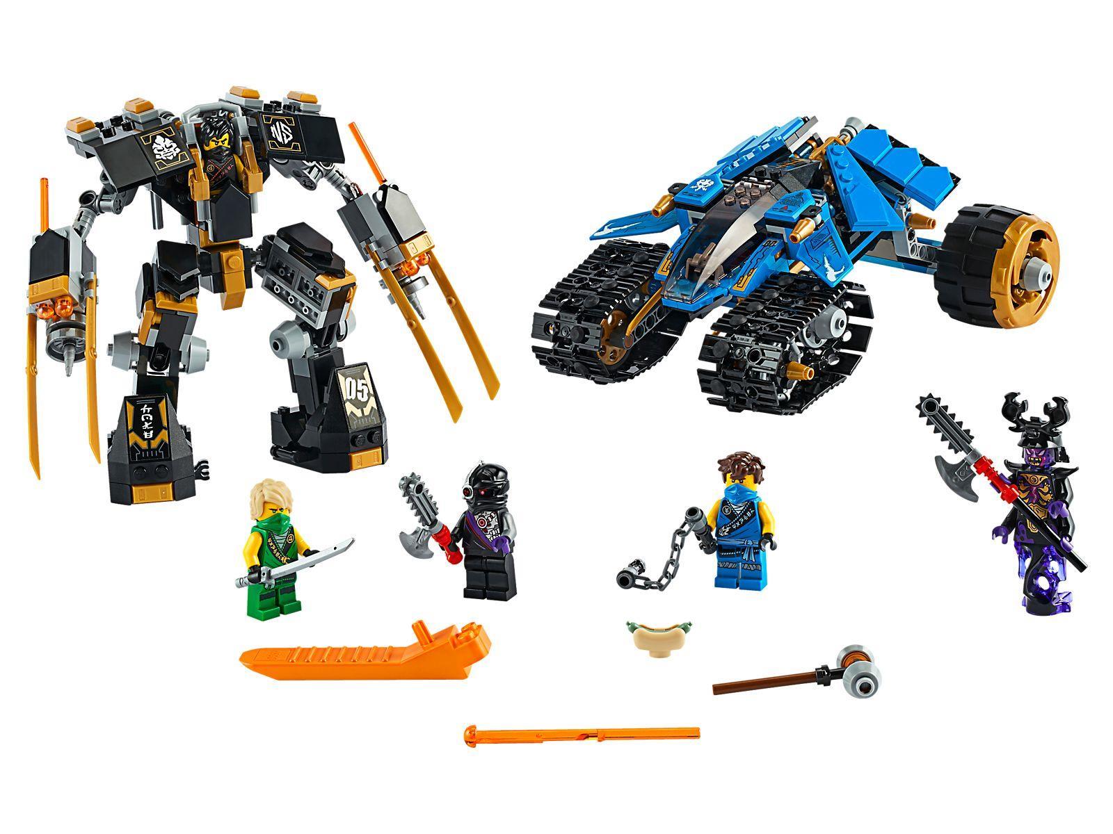 Lego 71699 Ninjago Legacy Thunder Raider Brickeconomy