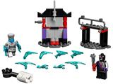 71731 LEGO Ninjago Legacy Epic Battle Set - Zane vs. Nindroid