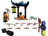71733 LEGO Ninjago Legacy Epic Battle Set - Cole vs. Ghost Warrior