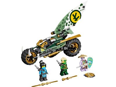 71745 LEGO Ninjago The Island Lloyd's Jungle Chopper Bike