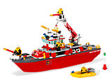 7207 LEGO City Fire Boat
