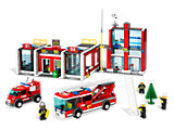 7208 LEGO City Fire Station