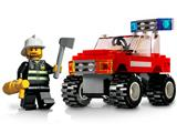7241 LEGO City Fire Car