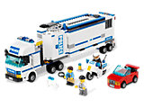 7288 LEGO City Mobile Police Unit