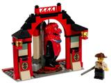 7413 LEGO Adventurers Orient Expedition Passage of Jun-Chi
