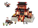 7419 LEGO Adventurers Orient Expedition Dragon Fortress