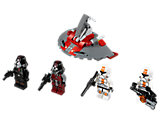 75001 LEGO Star Wars The Old Republic Republic Troopers vs. Sith Troopers