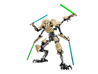 Brand New /& Sealed LEGO Star Wars General Grievous set 75112