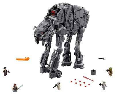 Lego Star Wars First Order Heavy Assault Walker 30497 BNIP